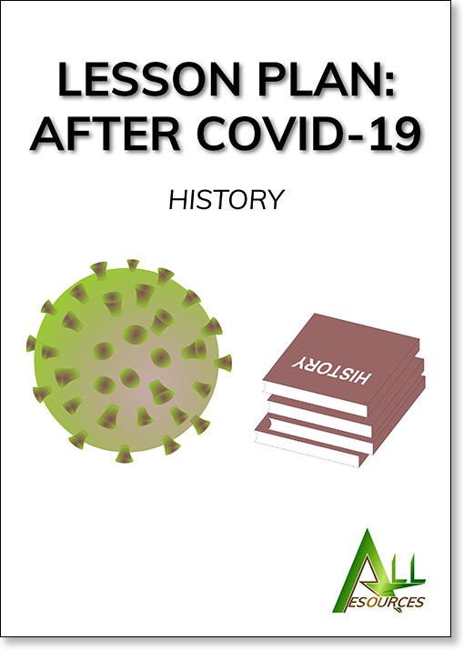 [Lesson Plan thumbnail] After COVID-19—History