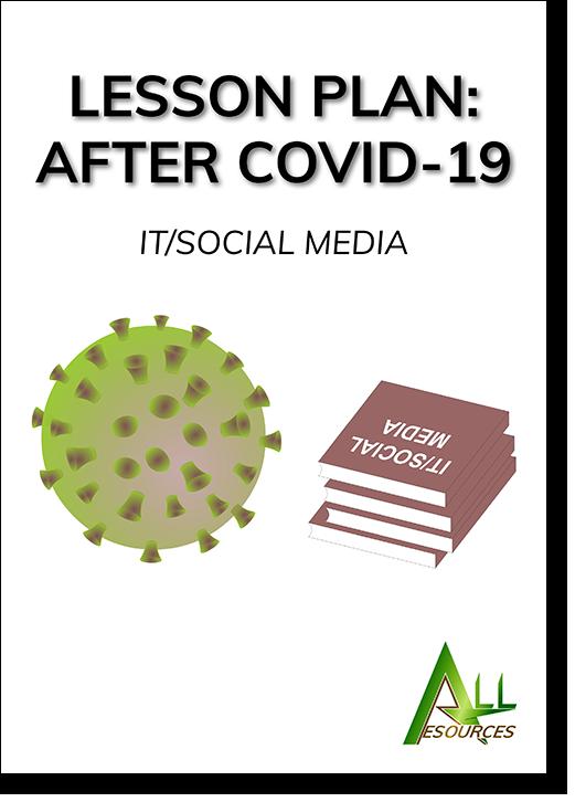 [Lesson Plan thumbnail] After COVID-19—IT/Social Media