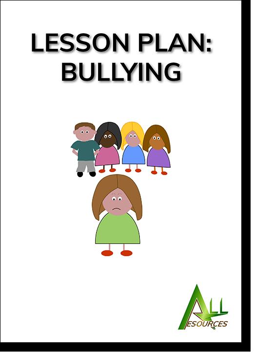 [Lesson Plan thumbnail] Bullying