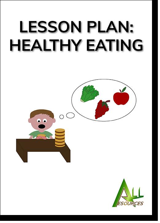 [Lesson Plan thumbnail] Healthy Eating