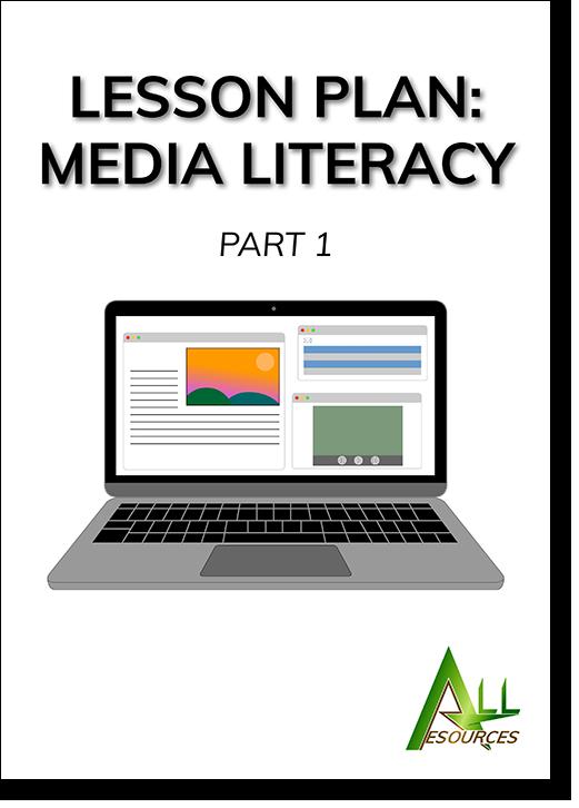 [Lesson Plan thumbnail] Media Literacy— Part 1