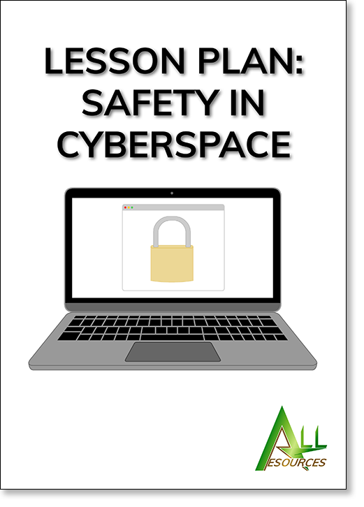 [Lesson Plan thumbnail] Safety in Cyberspace