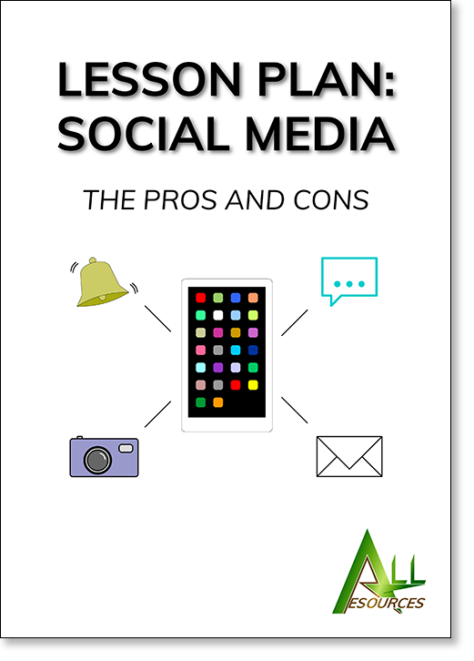 [Lesson Plan thumbnail] Social Media—The Pros and Cons