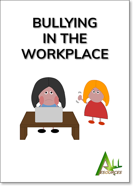 [Resource Pack thumbnail] Bullying in the Workplace