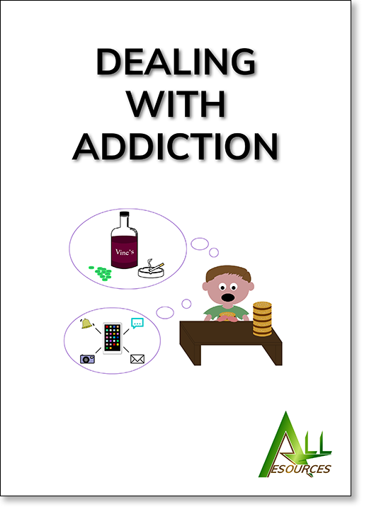 [Resource Pack thumbnail] Dealing with Addiction