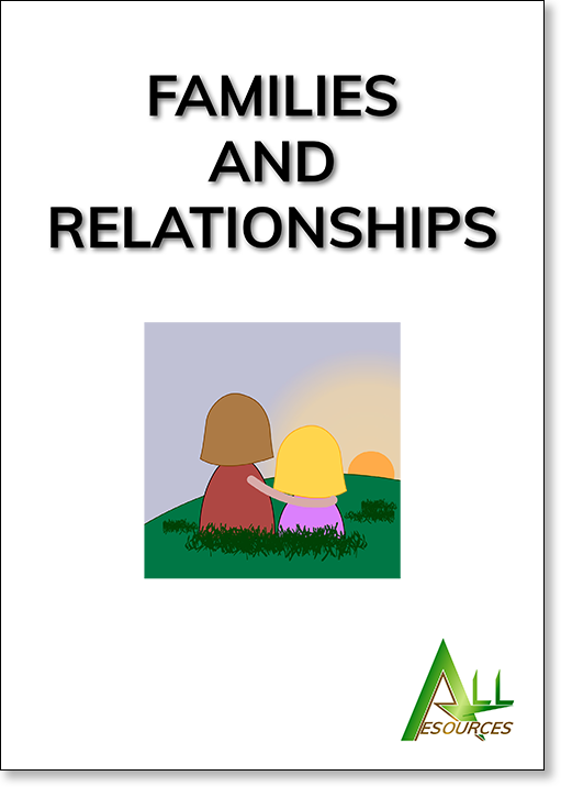 [Resource Pack thumbnail] Families & Relationships
