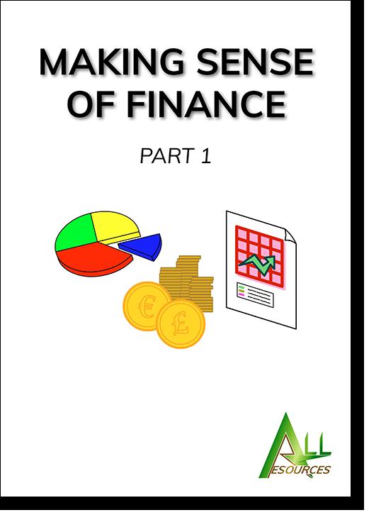 [Resource Pack thumbnail] Making Sense of Finance—Part 1