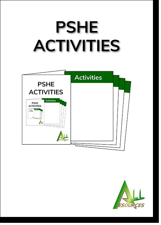 [Resource Pack thumbnail] PSHE Activities