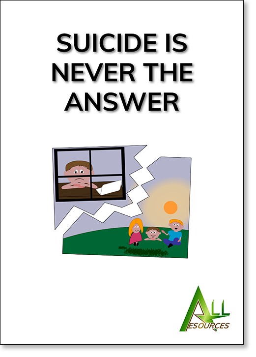 [Resource Pack thumbnail] Suicide is Never the Answer