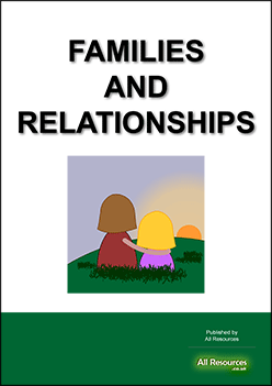 [Resource Pack cover image] Families and Relationships