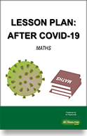 [Lesson Plan thumbnail] After COVID-19 — Maths