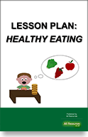 [Lesson Plan thumbnail] Healthy Eating