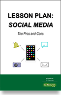 [Lesson Plan thumbnail] Social Media — The Pros and Cons